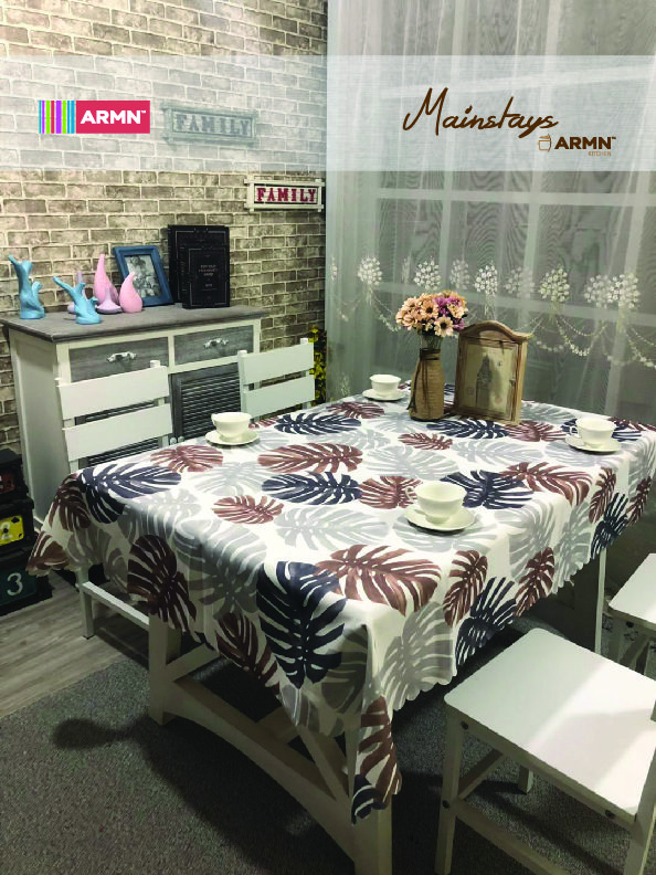 Mainstays Table Cloth Home Decor Furniture Home