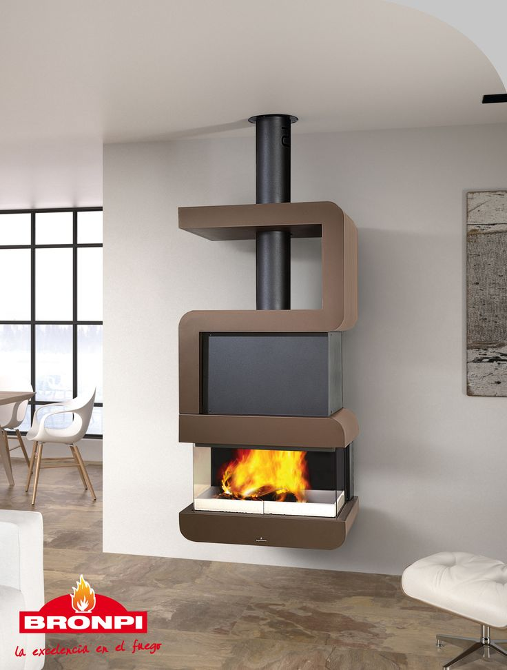 Chimenea de leña Bronpi Manhattan |  Bronpi Wood Fireplaces Manhattan | Cheminées à bois Bronpi Manhattan | Camini a legna Bronpi Manhattan | Lareiras de Lenha Bronpi Manhattan | Ένθετες εστίες Bronpi Manhattan
