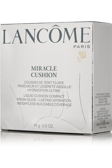 Lancôme - Miracle Cushion Foundation - Bisque N 420, 14g - Light brown - one size