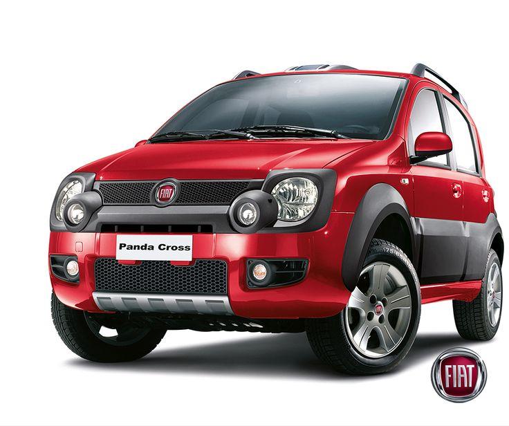Fiat Panda Cross w pełnej gotowości do off-roadu! #FiatPolska #Panda #Cross #offroad