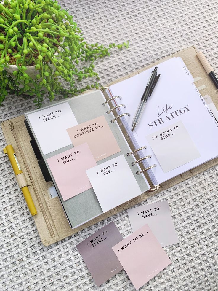 Free Printables Goal Setting Sticky Notes Sticky notes