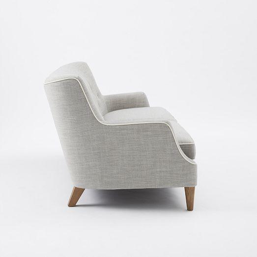 West Elm Livingston Sofa Conceptstructuresllc Com