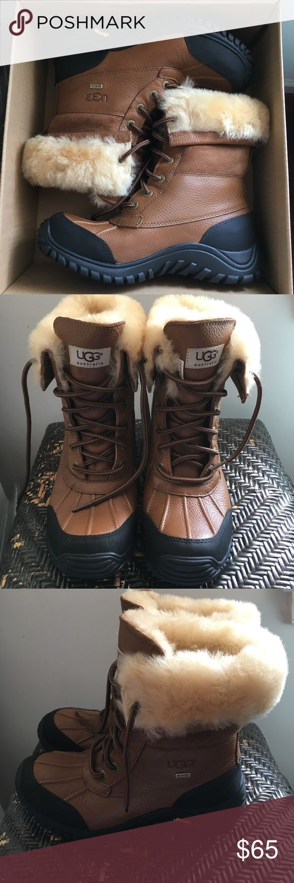 UGG Adirondack book Ugg snow boots in almost perfect condition UGG Shoes Winter & Rain Boots