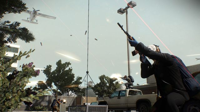 Payday 3 is in production, but could be a long way off