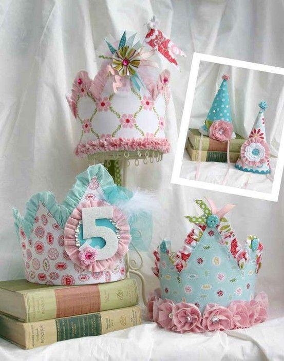birthday crowns