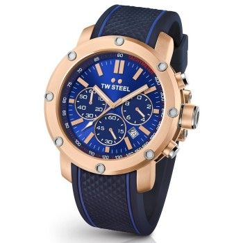 TW Steel Grandeur Tech chronograph 48mm TS3