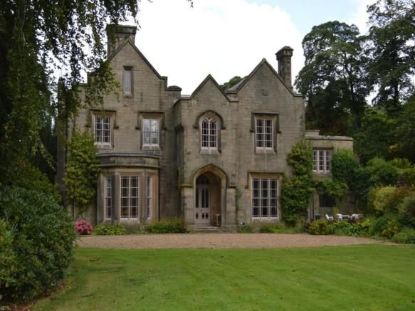 7 Bedroom House For Sale Bowden Hall Chapel En Le Frith UK English Manor HousesEnglish HouseEnglish Country