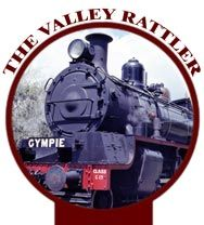 The Mary Valley Rattler operates out of Gympie in Queensland, with heritage charters and themed journeys.