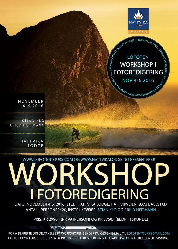 Photo Workshop #HattvikaLodge
