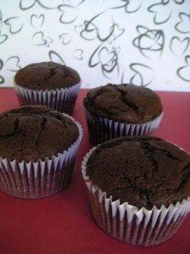 Sugar Free Cupcakes Chocolate