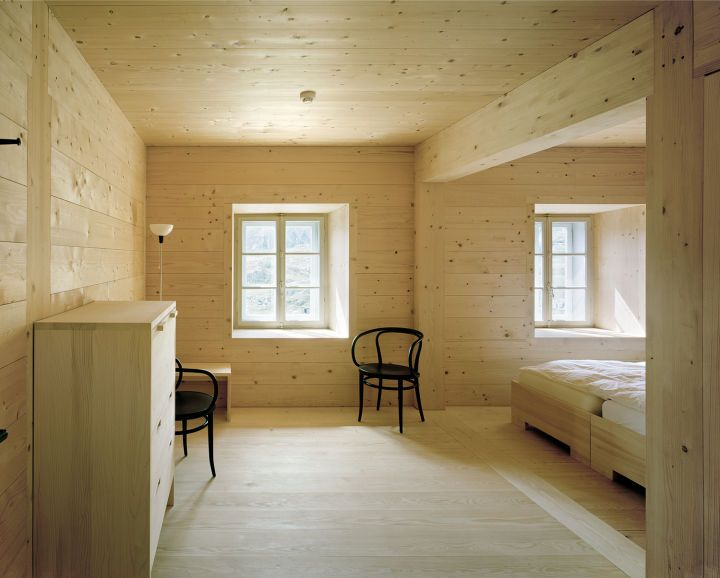 Renovation and Extention Old Hospice St.Gotthard