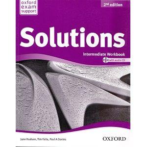 Solutions Intermediate Workbook 2nd