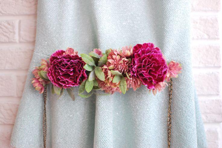 cinturones de flores artificiales - Buscar con Google
