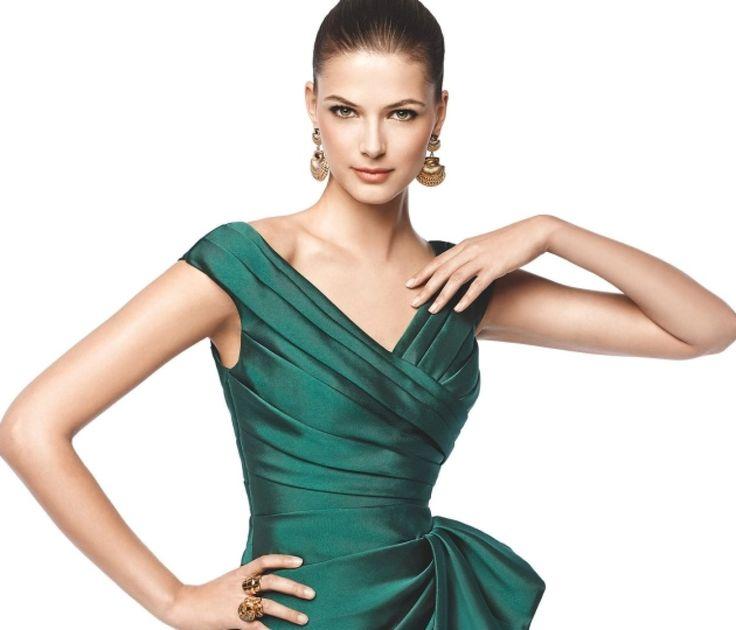 Aunque la moda no entiende de edad, es cierto que muchas mujeres cuando llegan a los 50, ya no se atreven con todo. ¡Toma nota de esta selección de vestidos!