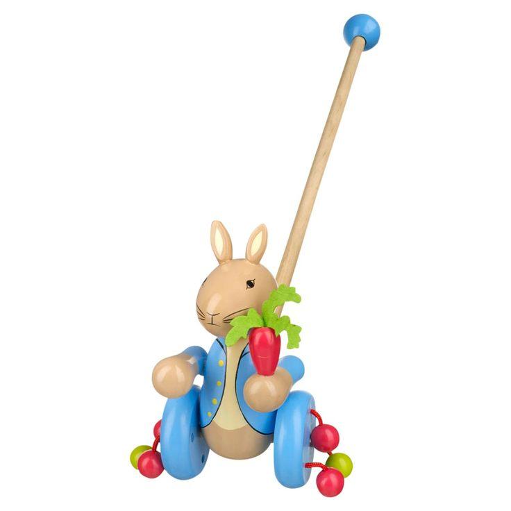 Buy Peter Rabbit Push-Along Toy Online at johnlewis.com