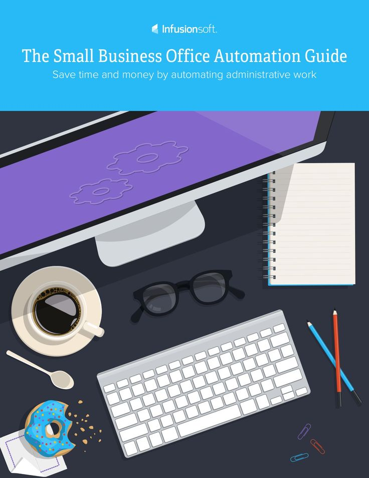 Gone are the days of doing office tasks manually. Discover how you can make your work easier with this small business office automation guide.