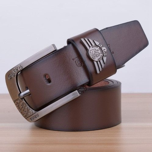 This 100% handmade luxury belt comes in an array of colors, and features a masculine engraved buckle. This belt will accent your best dress slacks or shorts, and add some incredible style! The buckle