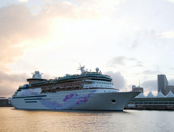 TUI CRUISE SHIP DESIGN
