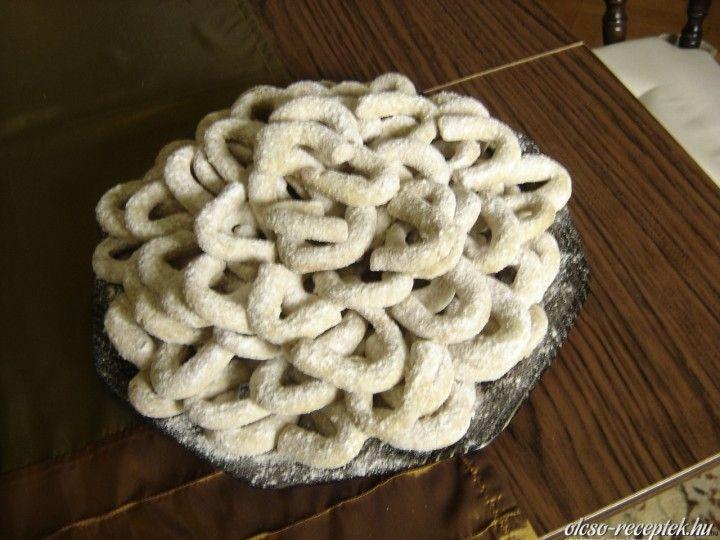 Vaníliás kifli recept | Receptneked.hu ( Korábban olcso-receptek.hu)