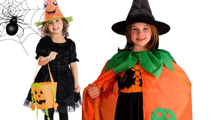 Costumi da streghetta...non sono deliziosi?