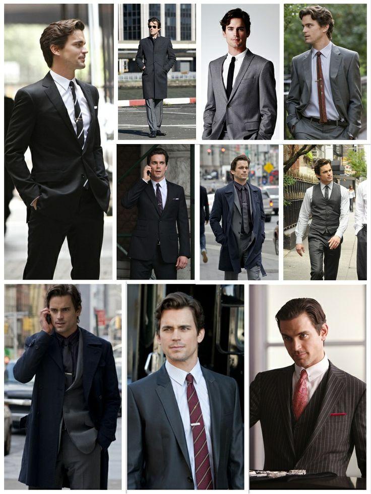 El estilo de Matt Bommer como Neal Caffrey (http://chezagnes.blogspot.com.es/2013/02/moda-fuera-de-serie-neal-caffrey.html) #mattbomer #nealcaffrey