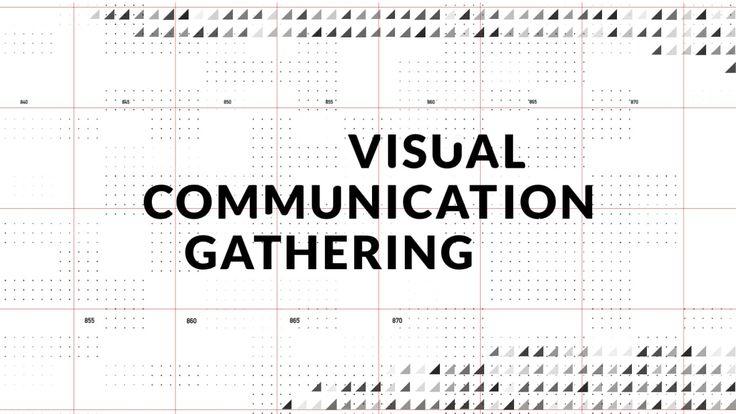 Visual Communication Gathering 2015 Promo
