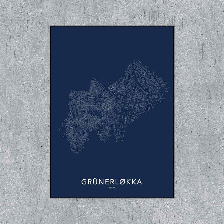 GRÜNERLØKKA | NØR