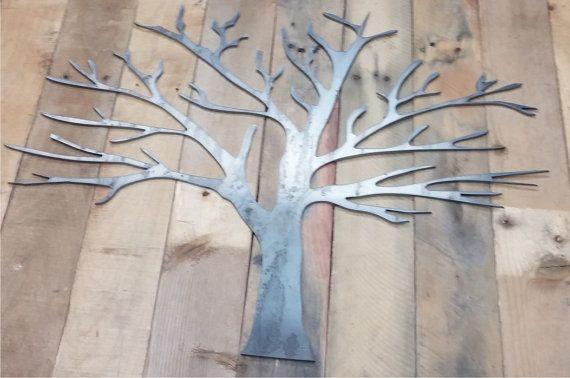 Original Design Metal Tree Wall Art Tree of by MetalDesignWorx