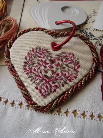 Embroidery ~ French