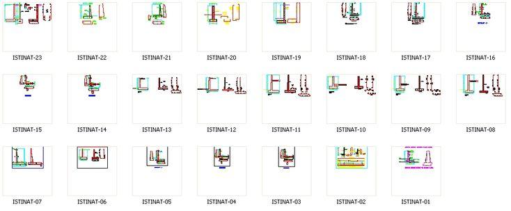 Dwg Adı : İstinat duvarı detay çizimleri  İndirme Linki : http://www.dwgindir.com/puansiz/puansiz-2-boyutlu-dwgler/puansiz-detaylar-2-boyutlu-dwgler/istinat-duvari-detay-cizimleri.html