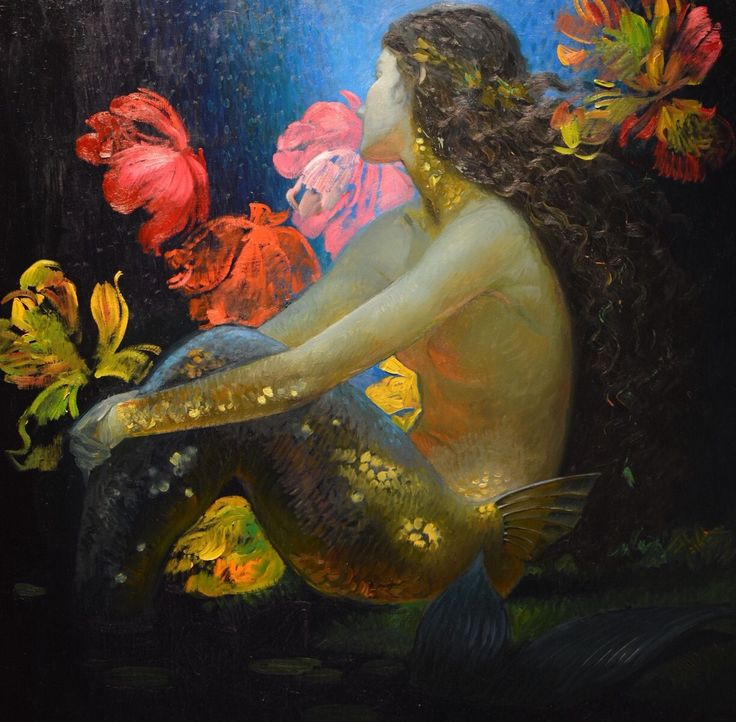1000 Images About Mermaids On Pinterest Merfolk Art Photography And Mermaid Paintings