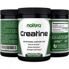 Pure Micronized Creatine Monohydrate Powder – 100 Servings | 500g – Unflavored – The Best Bodybuilding Supplement to Boost Power, Reduce Soreness and Build Muscle Mass – Get Results or Your Money Back