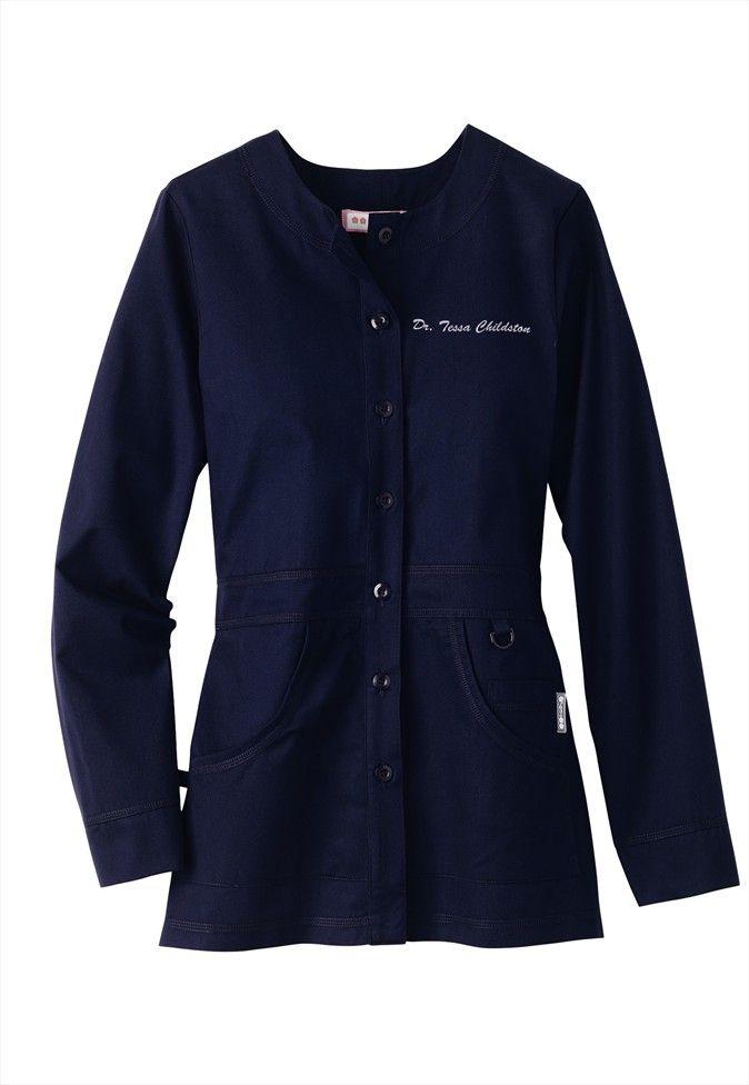 Cheap lab coats for women