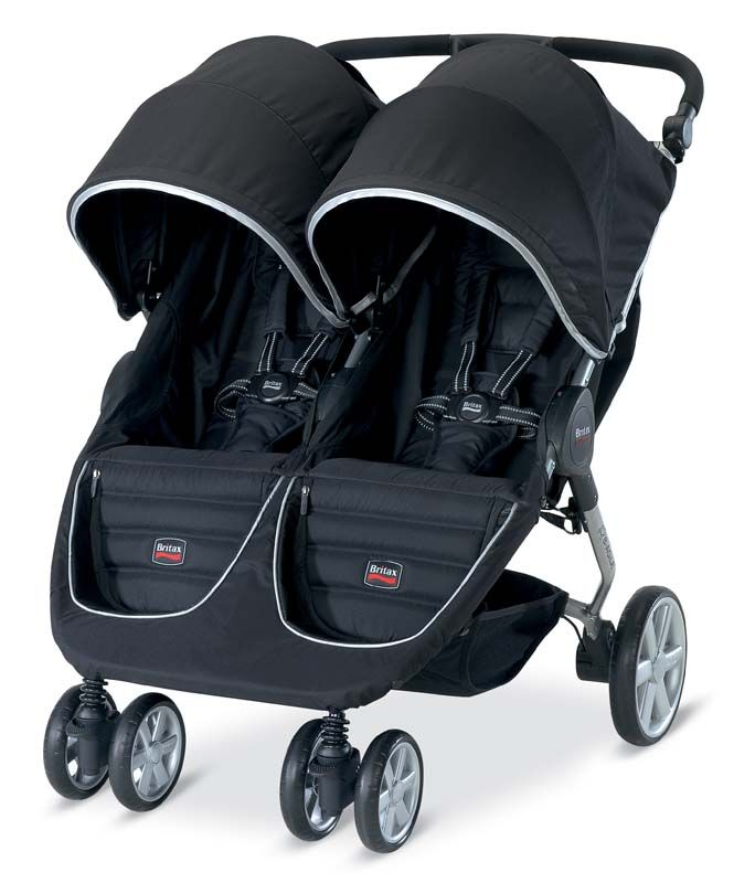 Strollers Recalled by Britax Due to Partial Fingertip Amputation Hazard - The hinge on the stroller's folding mechanism can partially amputate consumers' fingertips, break their fingers or cause severe lacerations, among other injuries, when they press the release button while pulling on the release strap.