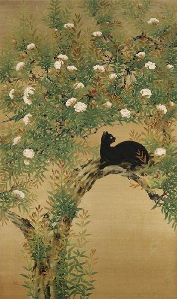 Hana Zakuro - Flowering Pomegranate | byKamewari Ryüji -