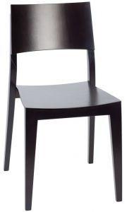 Dřevěná židle A-9605 DOMO - image