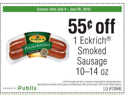 save on grilling sausage - #Publix - #Contest