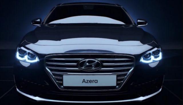 2019 Hyundai Azera Will Get Handsome New Look Car Announcements