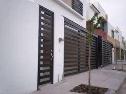 Resultado de imagen para rejas para casas madera fierro cemento #cocinasmodernasmadera