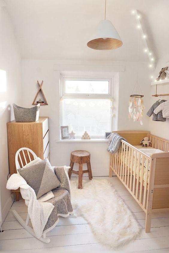 25 Smart Ideas To Design A Small Nursery Right