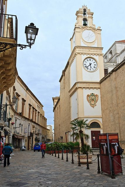 Gallipoli, Apulia, Italy