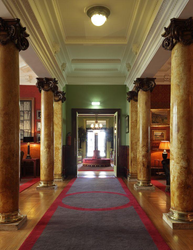GHP hall of columns