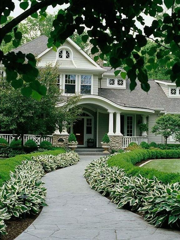 5 ways to create curb appeal and increase home values.  Outdoor inspiration and ideas! #realestate #curbappeal