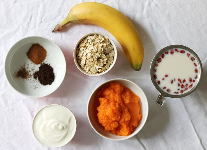 lilla matdériven: Carrot Cake Smoothie