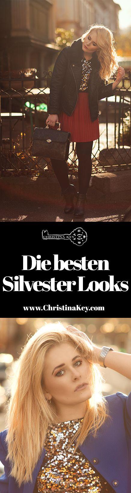 Outfit Inspiration für Damen - Die Schönsten Outfits für Silvester und Weihnachten! Die perfekten Looks für alle Mode Fans! Jetzt entdecken auf CHRISTINA KEY - dem Fotografie, Blogger Tipps, Rezepte, Mode und DIY Blog aus Berlin, Deutschland