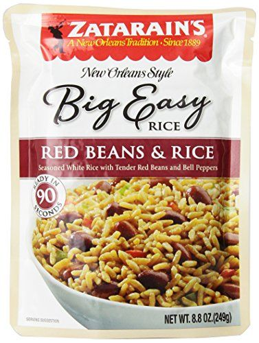 Review of Zatarain's New Orleans Style Big Easy Red Beans & Rice