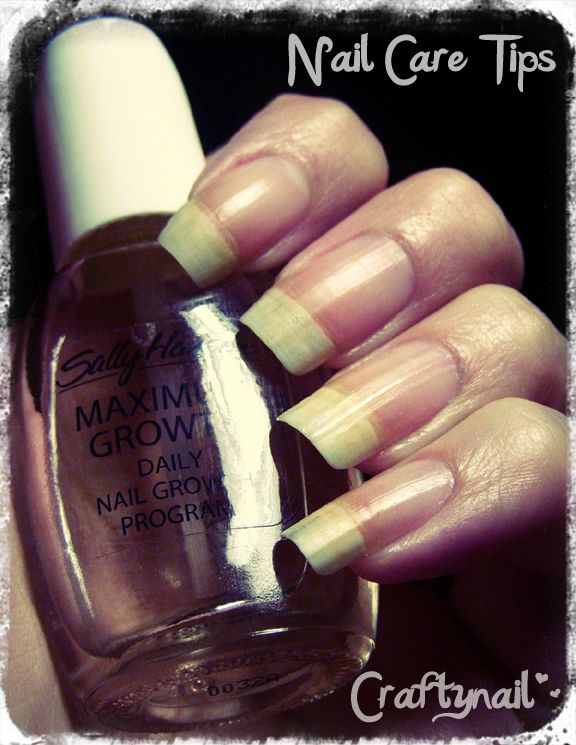 25+ Best Ideas About Grow Long Nails On Pinterest
