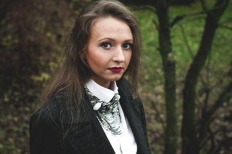 FashionWall | stylizacja blogerki Impresssja | Dział Moda | Sezon Jesień 2014 | DARK