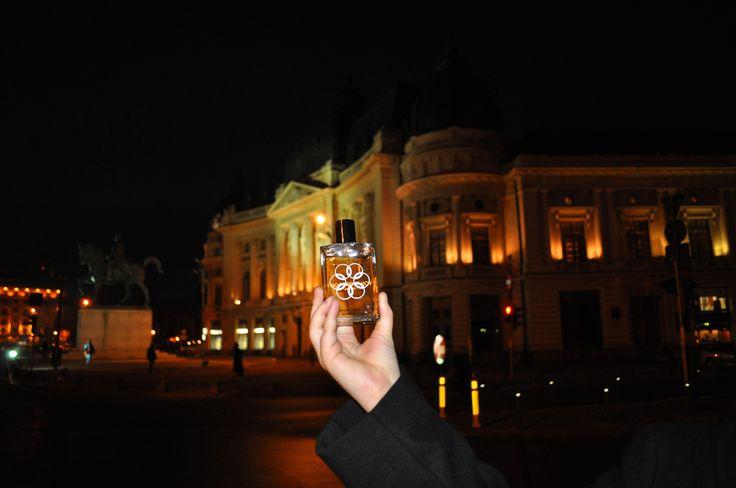 Classic Orange in Bucharest