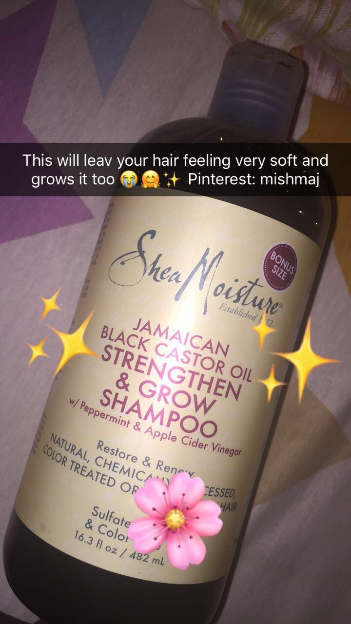 I AGREE! I use the exact same shampoo & not only does it leave you hair squeaky clean, but it leaves it soft and moisturized & your scalp feels AMAZING